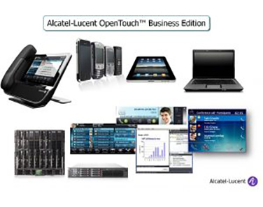 Nuvola Distributes Alcatel mLucent OpenTouch Business Edition