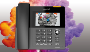 ATlinks alcatel phones sip analogue conference