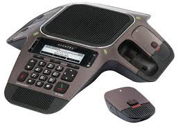 Atlinks Alcatel Conferencing IP1550 Outstanding audio and DECT tech