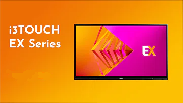 i3 Technologies EX Touch Screen Series