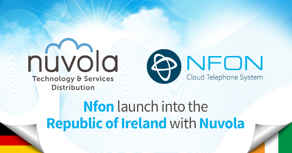 NFON Launch into Republic of Ireland With Nuvola Distribution
