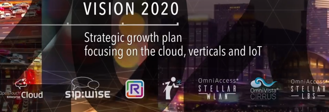 Alcatel-Lucent Enterprise Vision 2020