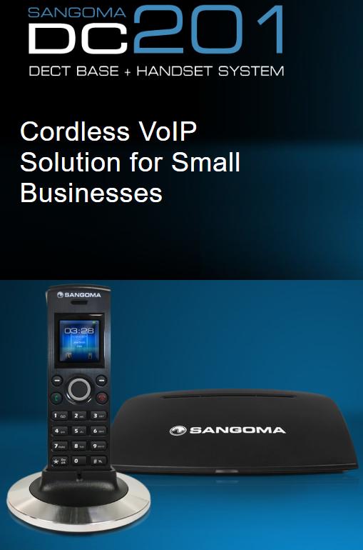 Sangoma DECT Phones